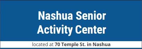 Nashua Senior Activity Center - located at 70 Temple Street in Nashua NH